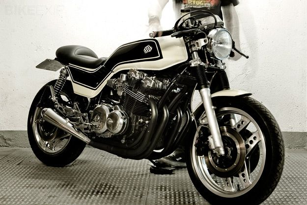 honda cb900 custom | honda, motorbikes and cafe racer honda