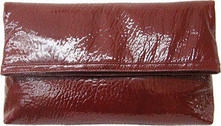$149.95-$149.95 Nicole Miller Women's Rumer Clutch Purse,Oxblood Patent Tundra -  http://www.amazon.com/dp/B001I20LJE/?tag=pin0ce-20
