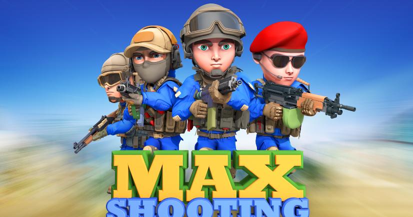 Download Max Shooting v2.0 Apk Online Terbaru Game, Android