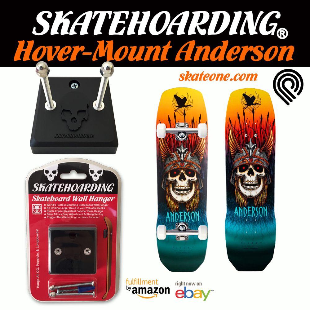 Hovermount Skateboard Wall Hanger Hanger Design Skateboard Wall Mount Wall Hanger