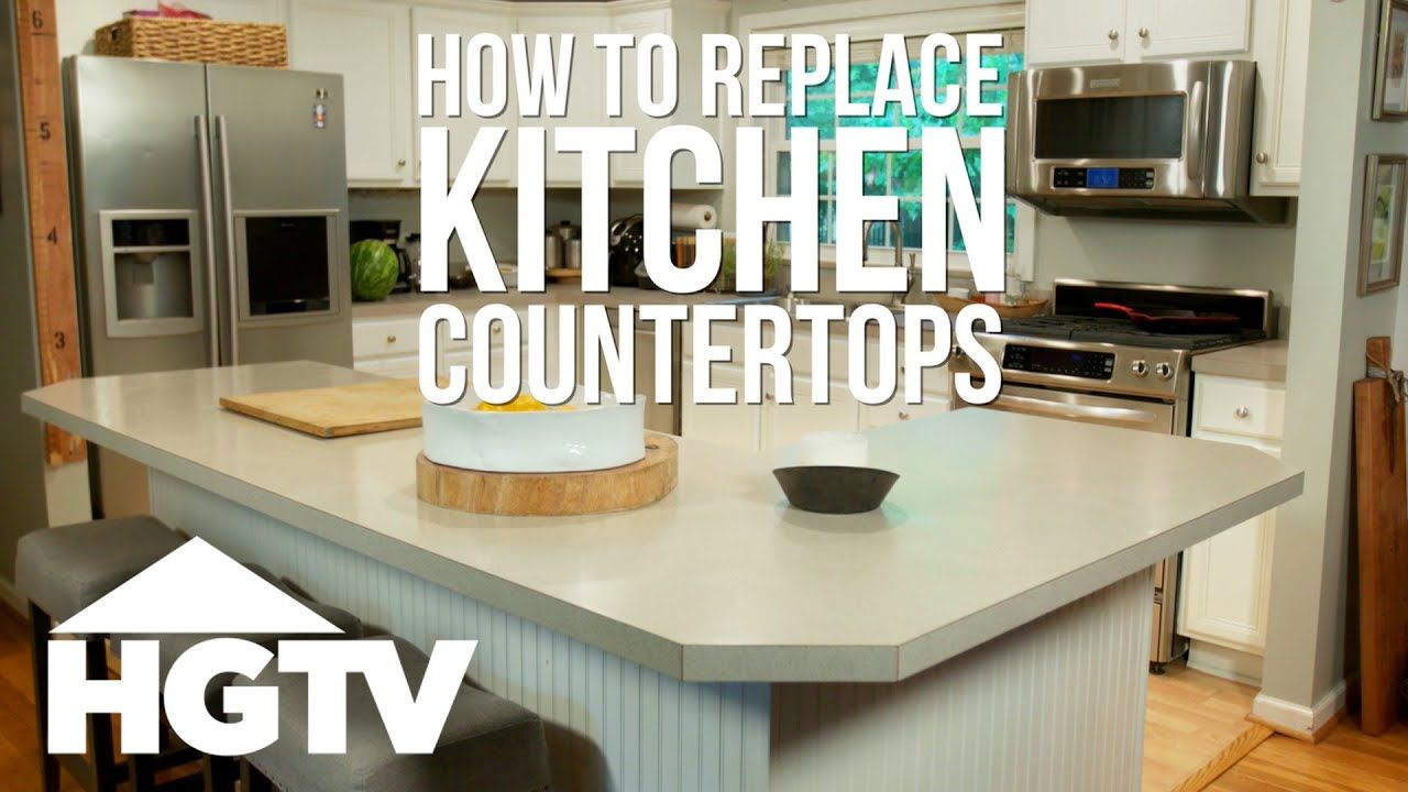 Icymi How To Remove Laminate Kitchen Countertops Hgtv