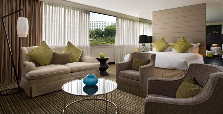 Concorde Hotel Singapore Is The International Business In