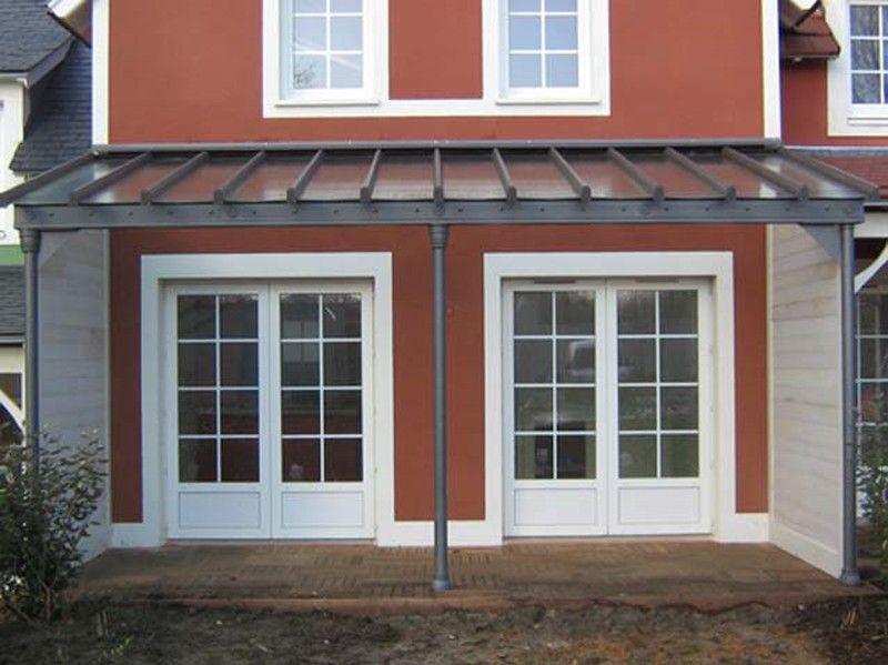Auvent vitré pour habitation : Véranda, verrière et auvent ...