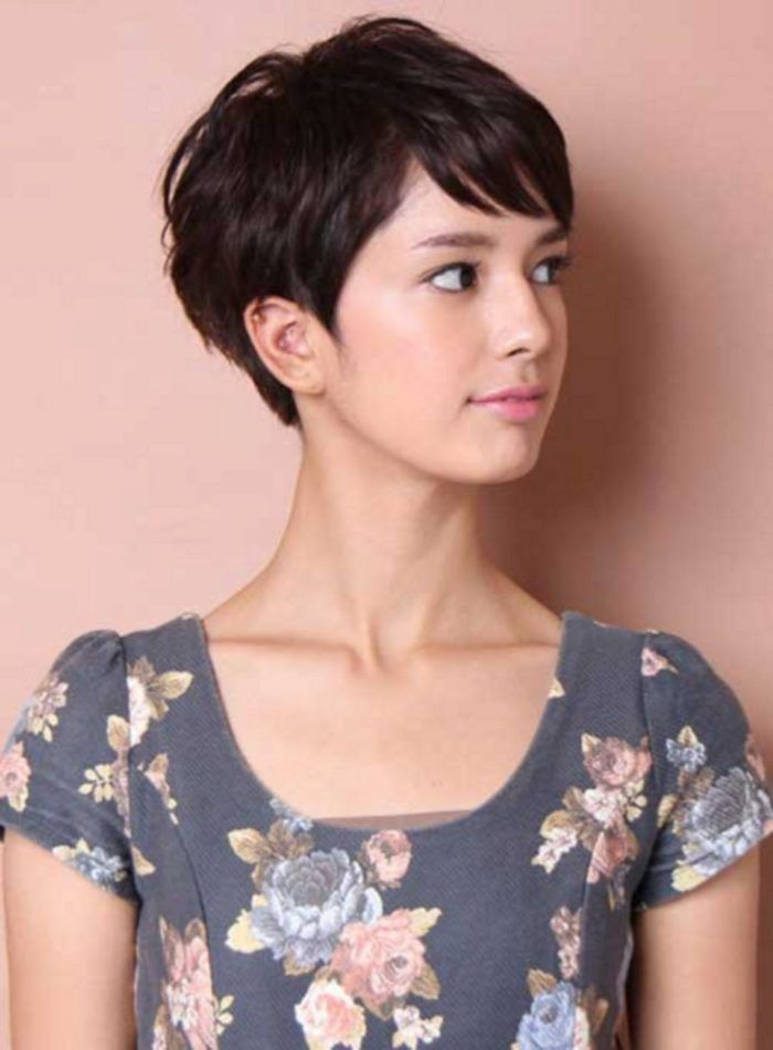 Asian Hairstyle For Women | Wedge Hairstyles | Pinterest | Woman ...