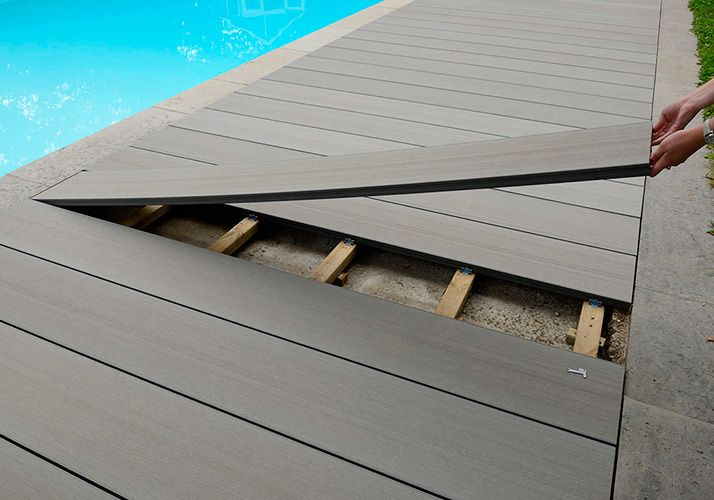 Why Wpc Flooring Installation Keep The Gap Plastic Decking Wpc