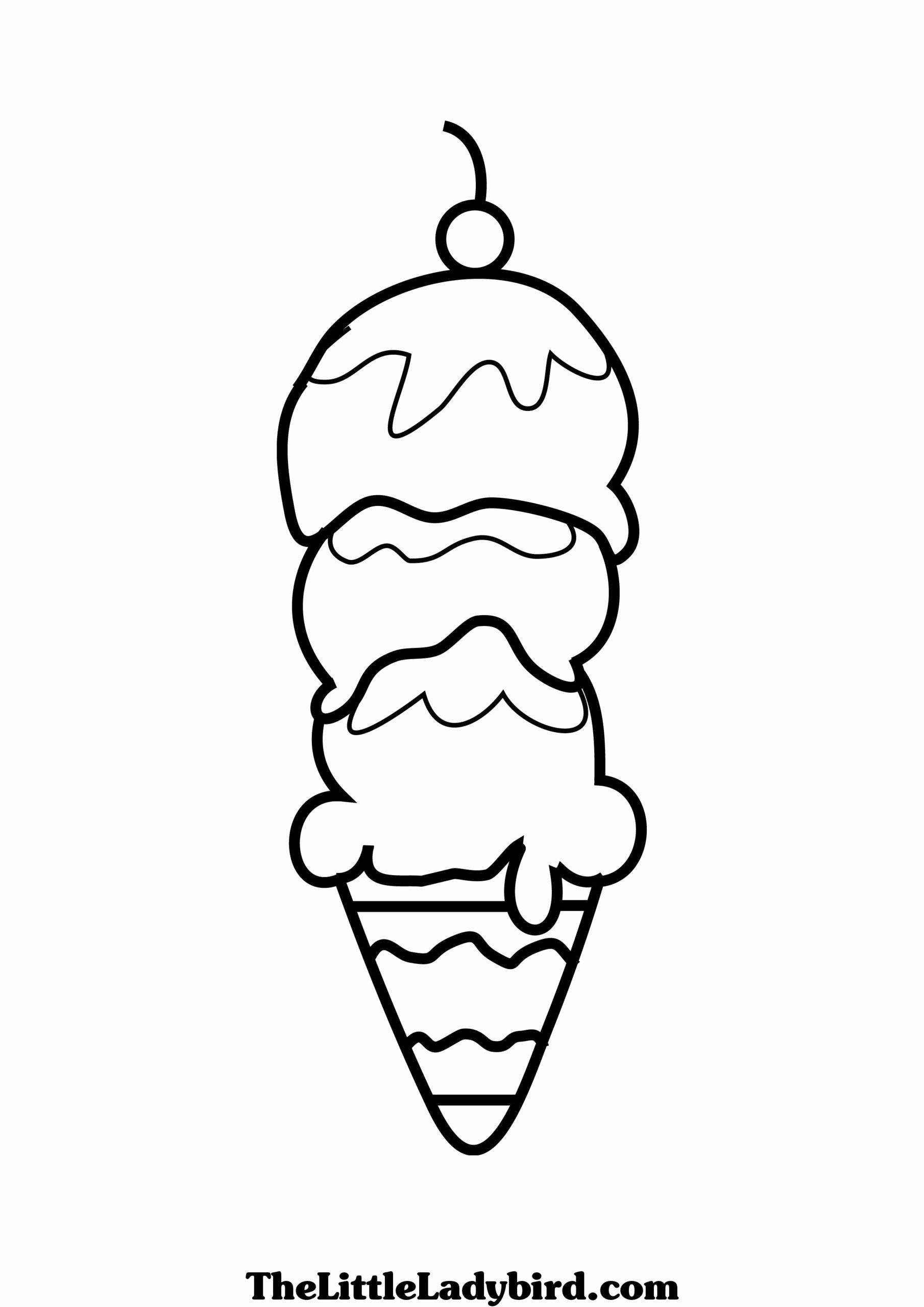 Printable Ice Cream Coloring Pages Luxury Coloring Pages Free Ice Cream Coloring Sheets In 2020 Ice Cream Coloring Pages Coloring Pages Flower Coloring Pages