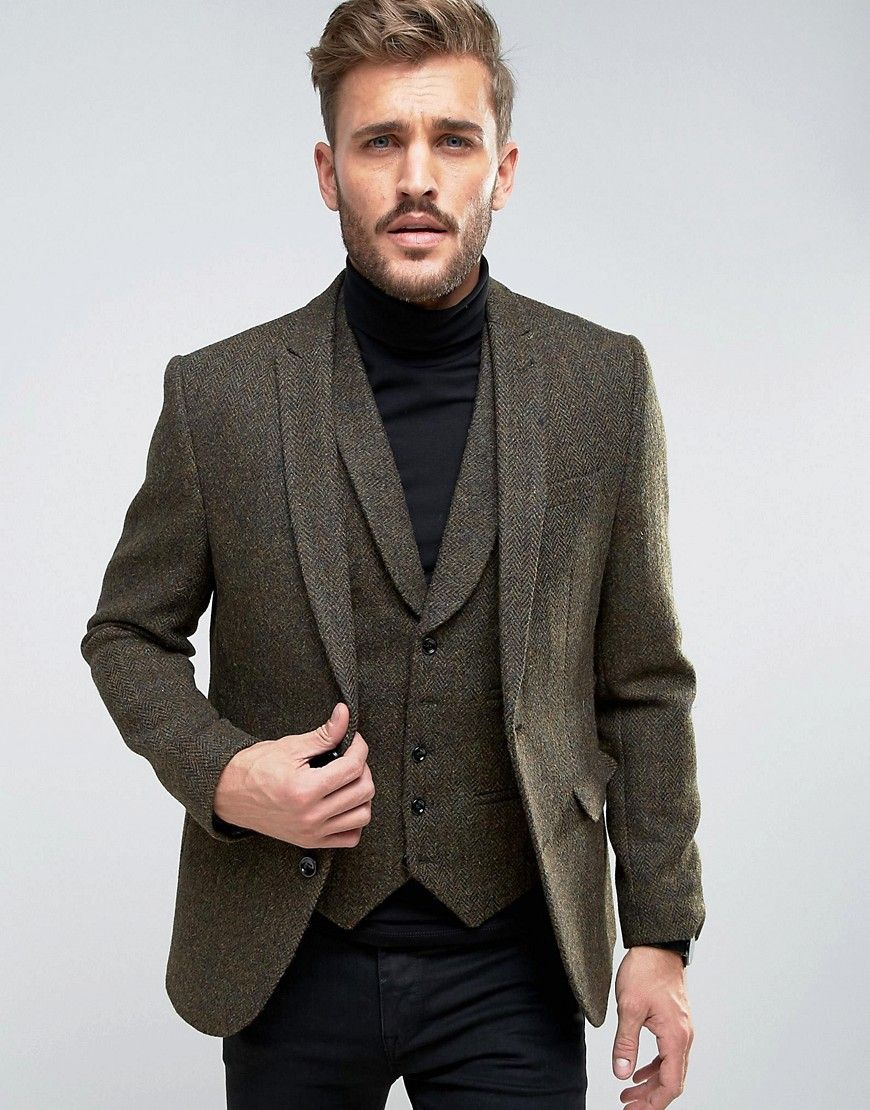 ASOS x Harris Tweed Clothing Collection recommendations