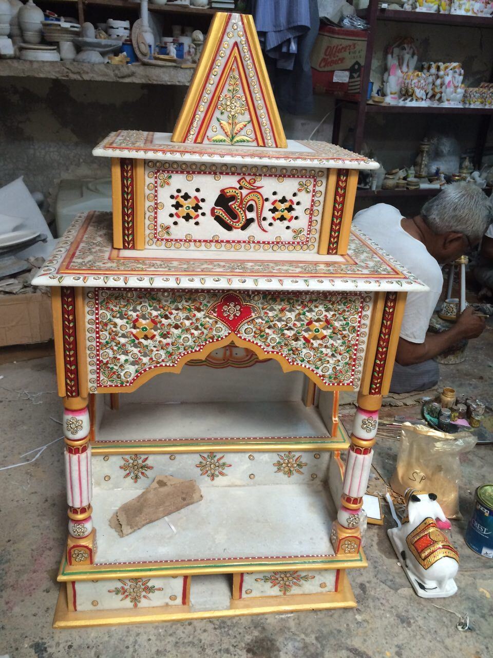 Welcome To Marble Handicrafts Design And Pattern. Pooja Temple Marble  Design At Mandeep Marble And