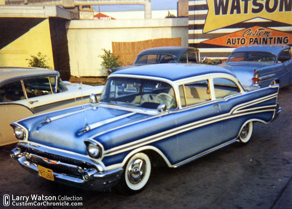 CCClarrywatson57chevy11 Traditional Rods & Kustoms