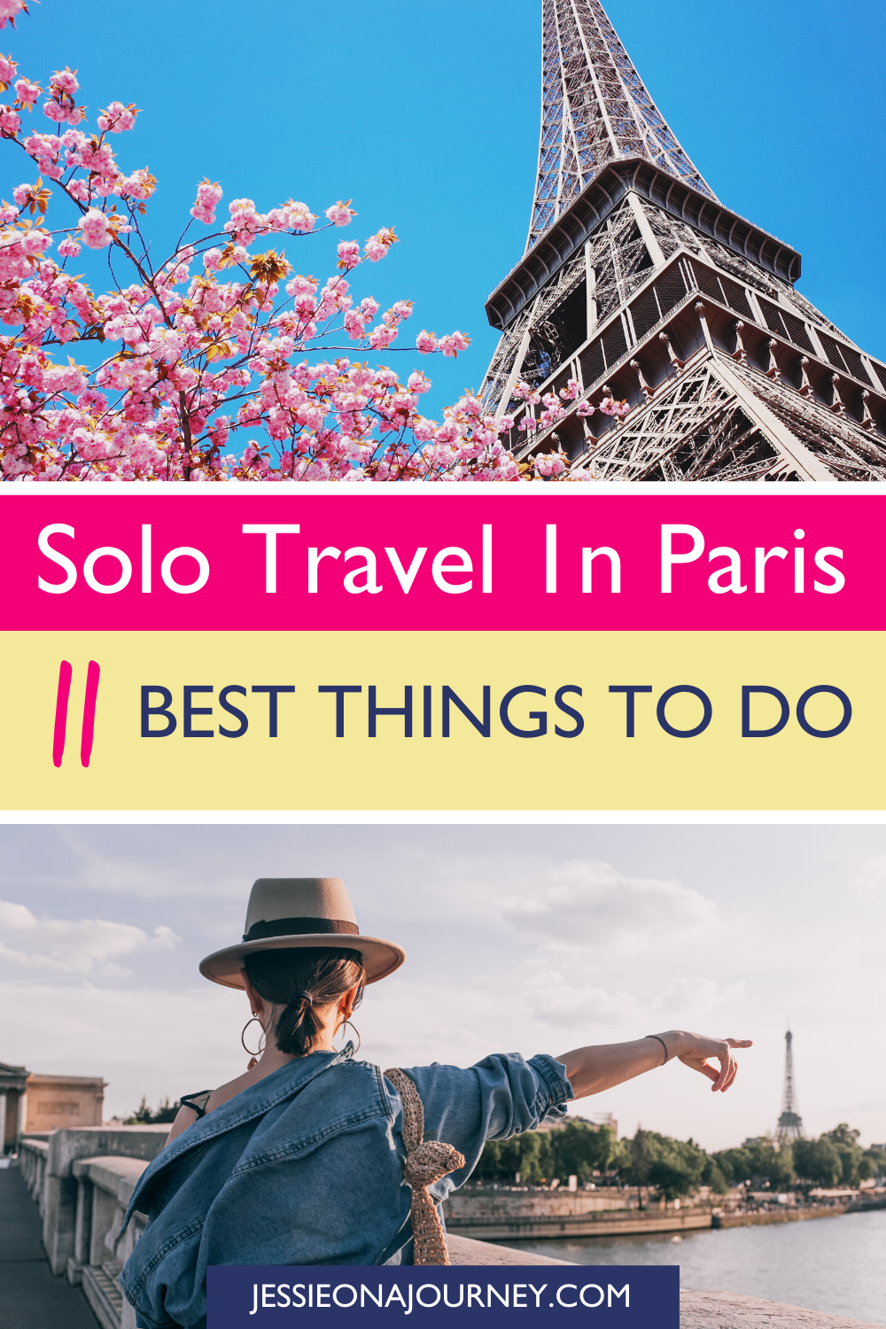 Solo Travel In Paris A Fun Guide For Women Traveling Alone Solo Travel Female Travel Solo Female Travel Safety