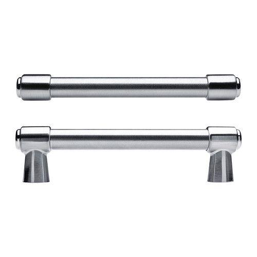 Varnhem Handgreep Ikea Deze Vernikkelde Handgrepen Zijn Eenvoudig