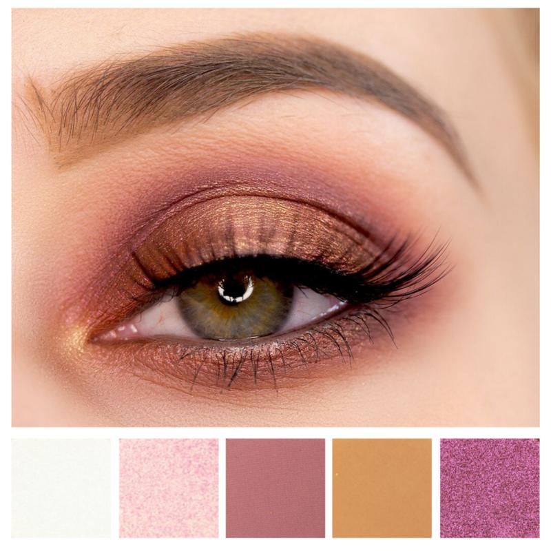 Bh Cosmetics x Alycia Marie 1991 Palette – Sabrinasbeautyparadise – Make Up und Hautpflege Blog seit 2013