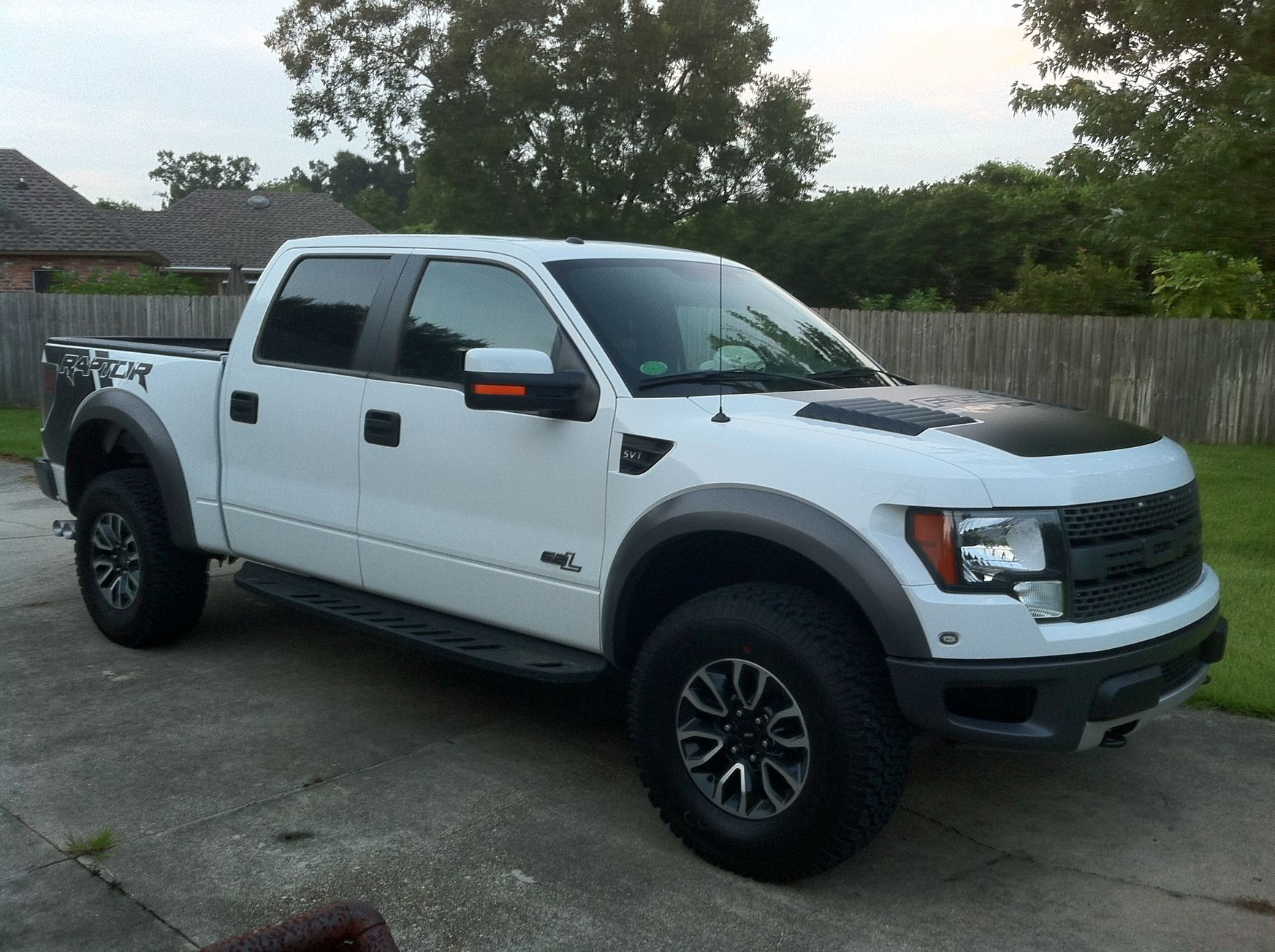 Ford Raptor Trucks that even a Chevy Guy would have to love Twitter