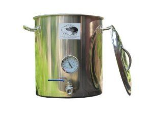 Spike Brewing 10 Gallon Stainless Steel Home Brew Kettle Welded Ports 170 00 Made From Super Durable Food Grade 304 Stai Brewing Home Brewing Steel House