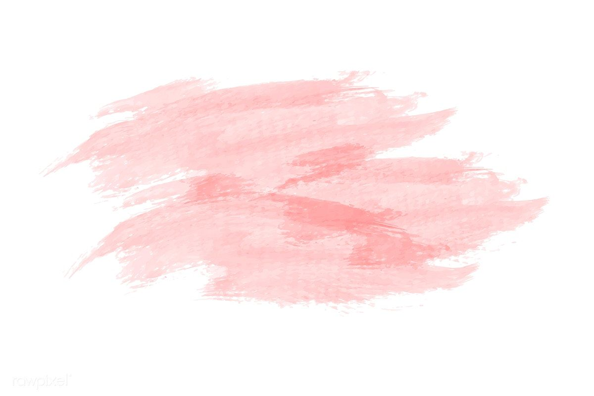 Pastel Peach Watercolor Background Vector Free Image By Rawpixel