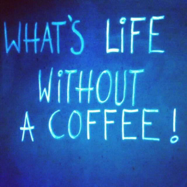Life without coffee is no life at all MrCoffee Coffee