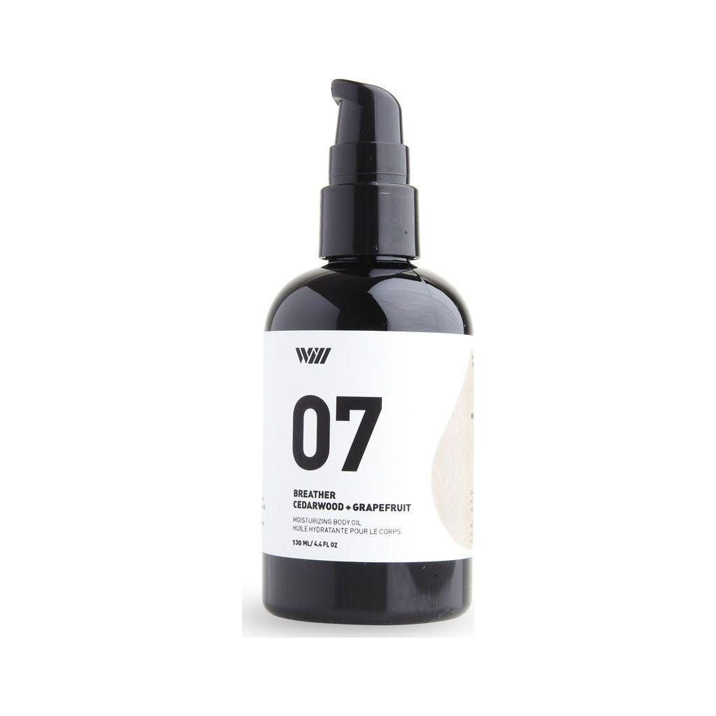 Best Way Of Will 07 Breather Moisturizing Body Oil Cedarwood 400 x 300