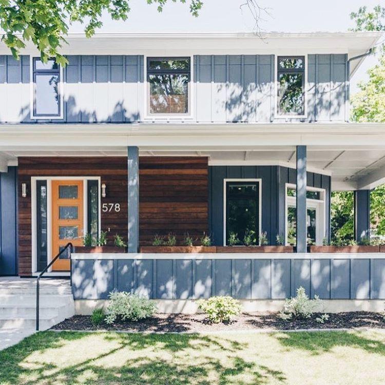 Modern House Wrap Around Porch Porch House Plans Island House Modern Farmhouse Exterior