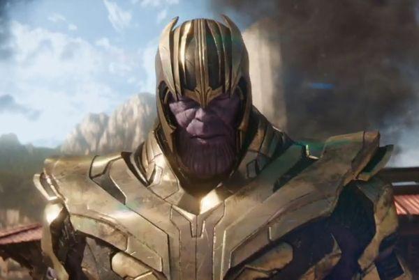 d4f05ccbd Thanos Snaps His Finger In This New Avengers: Infinity War TV Spot #Marvel