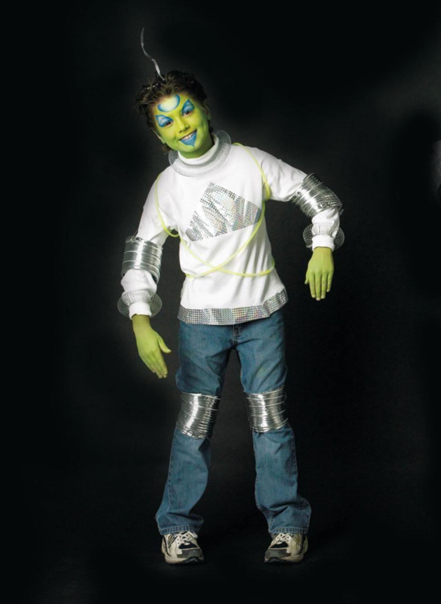 Halloween: 17 costumes d'enfants faciles à faire | Idee deguisement halloween, Costume halloween ...