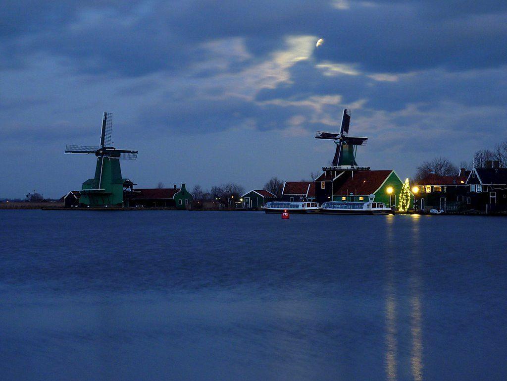 Zaanse Schans, the Netherlands (With images) Netherlands