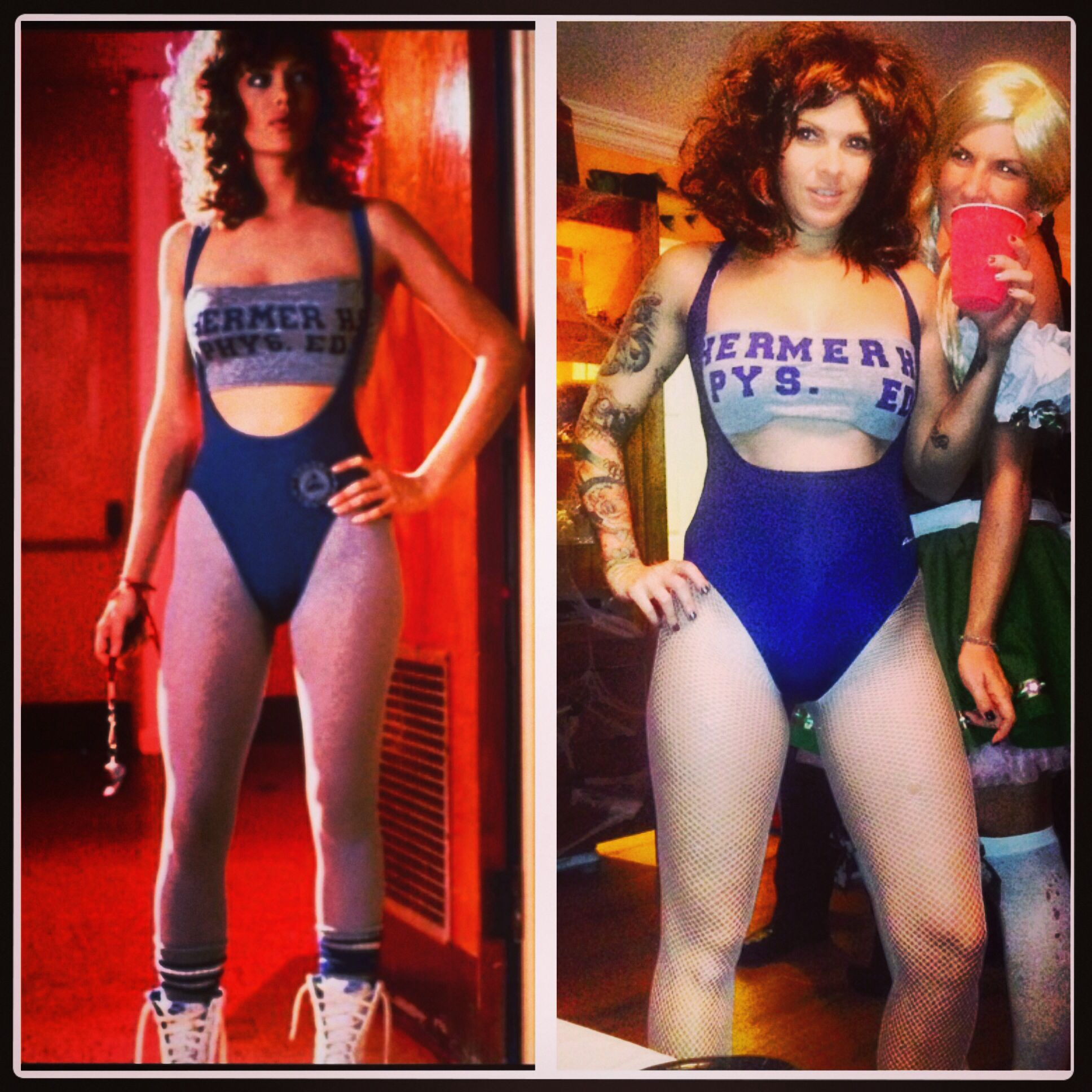 19ac66d1cb8 Weird science costume | Beauty in 2019 | Science costumes, Fashion ...