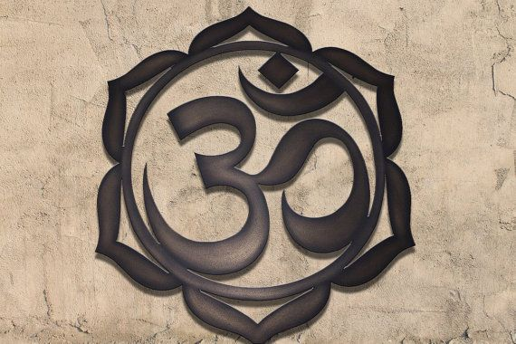 Lotus Om Oil Rubbed Bronze Metal Wall Art Namaste Metal Art Lotus Flower Art Metal Wall Decor Om Symbo Small Wall Art Lotus Flower Art Metal Wall Art