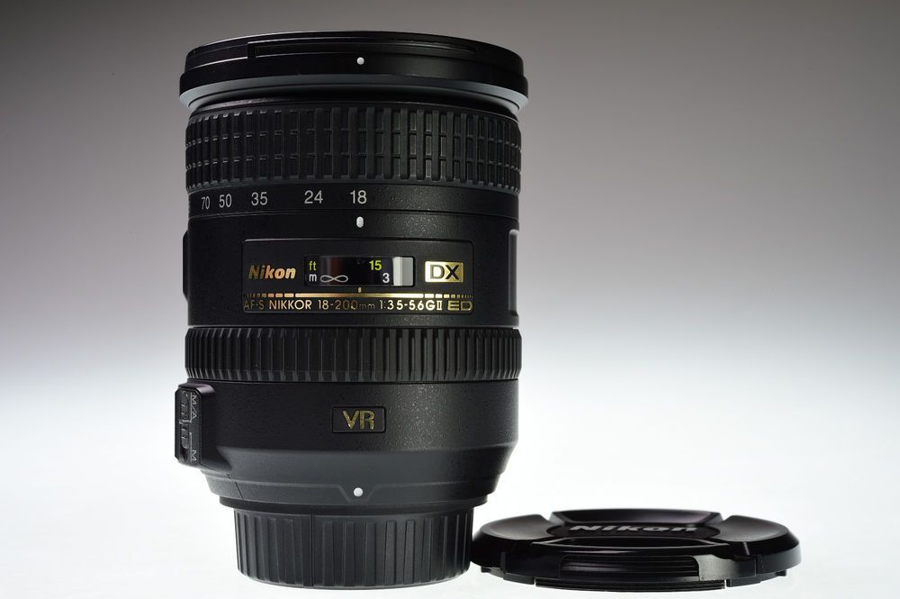 Nikon Af S Dx Vr Nikkor Ed 18 200mm F 3 5 5 6g If Mark Ii Excellent Nikon Excellence Marks