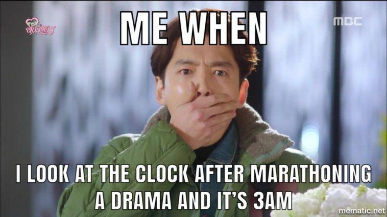 Kdrama Funny Drama Memes Korean Drama Funny