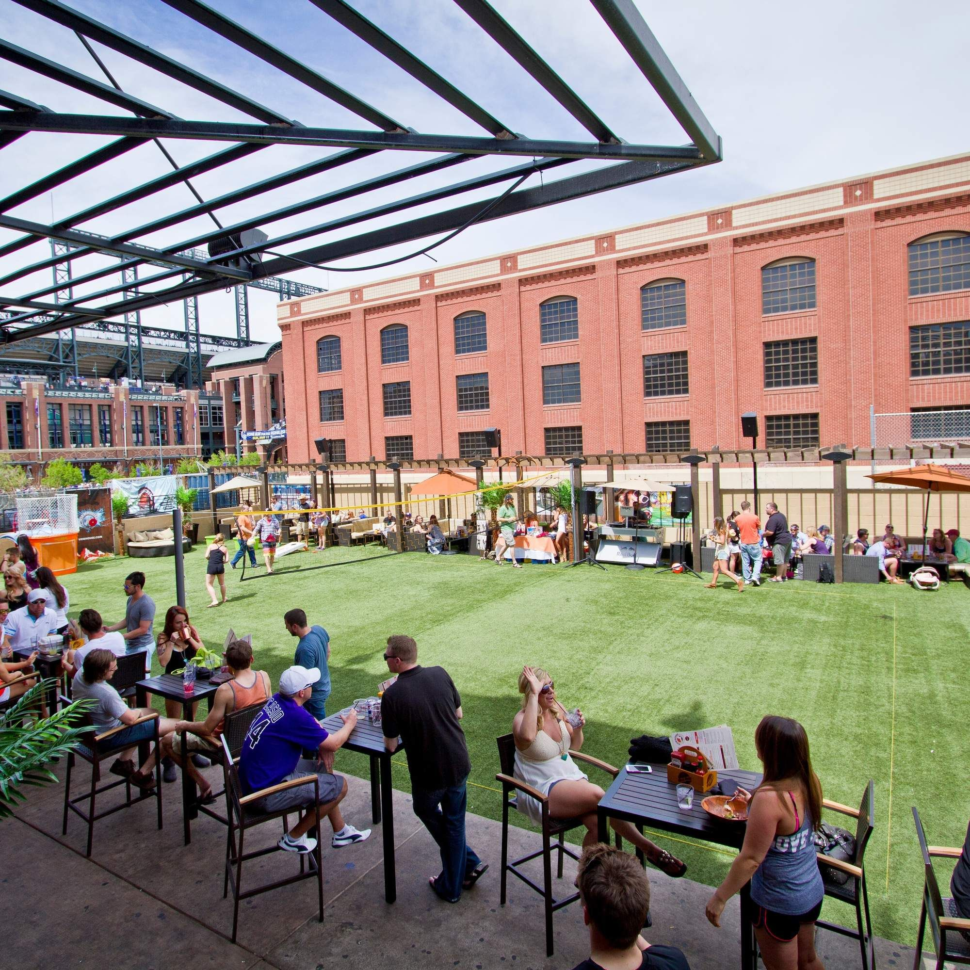 Viewhouse Denver The Best Patios In 11 Denver U0027hoods