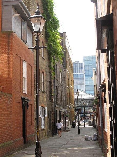 Brick Lane: London's Unexpected Backwaters...Puma Court