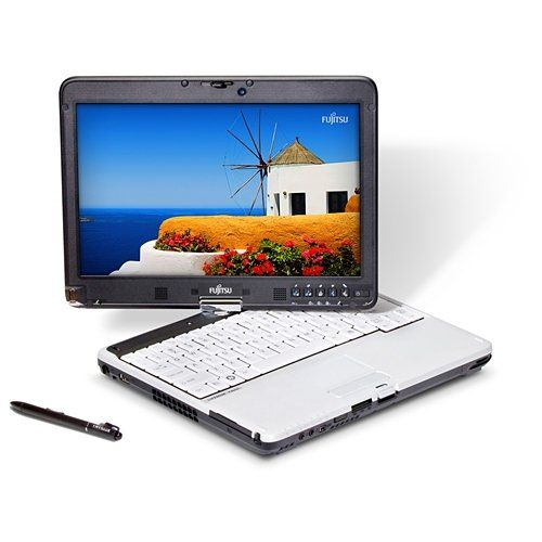 Huge Savings On Fujitsu Lifebook T730 12 1 Led Tablet Pc Intel Core I3 I3 380m 2 53 Ghz Black White Xbuy T730 W7 010 Galaxy Tablet Tablet Book Of Life