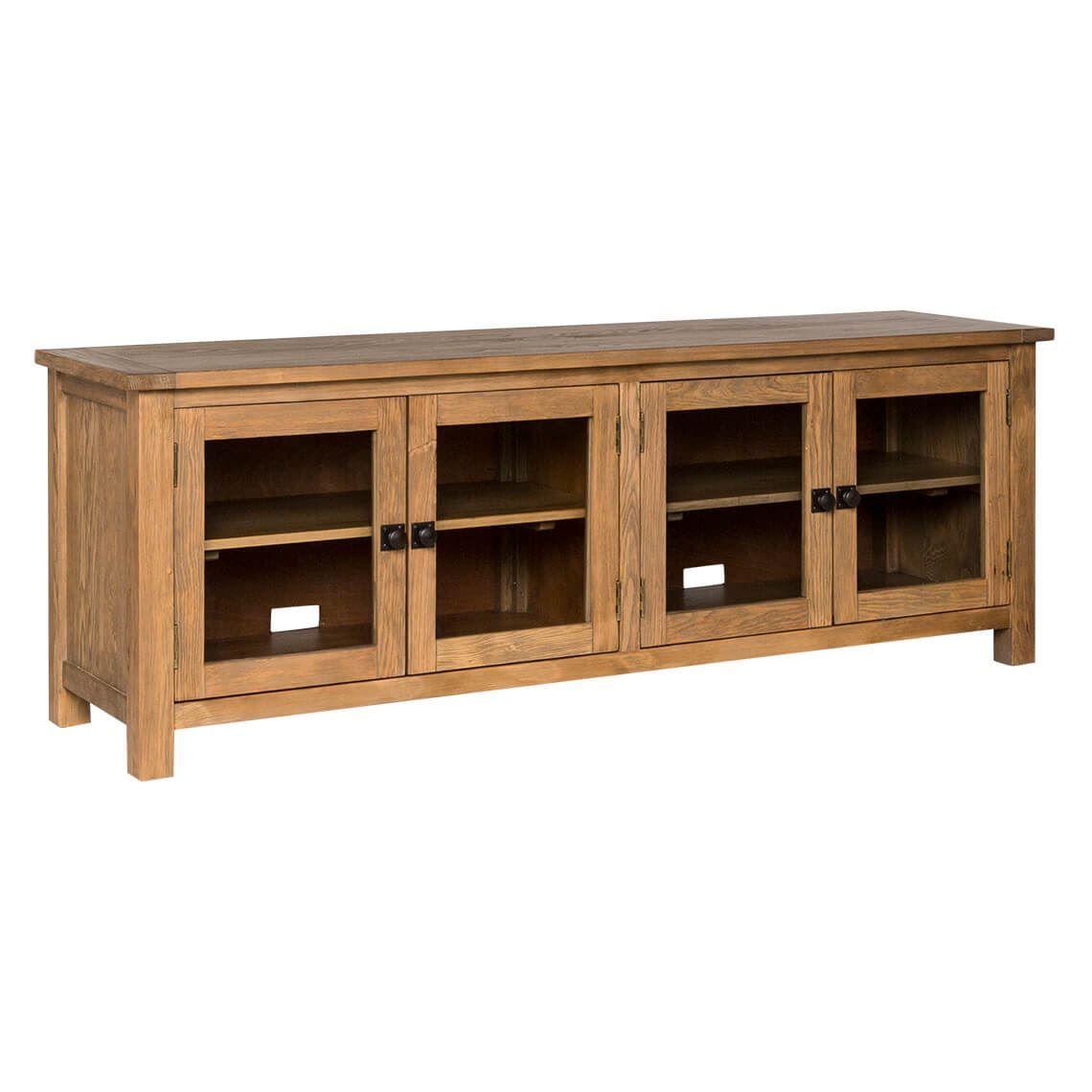Homestead Entertainment Unit Natural Freedom Furniture Living Storage Furniture