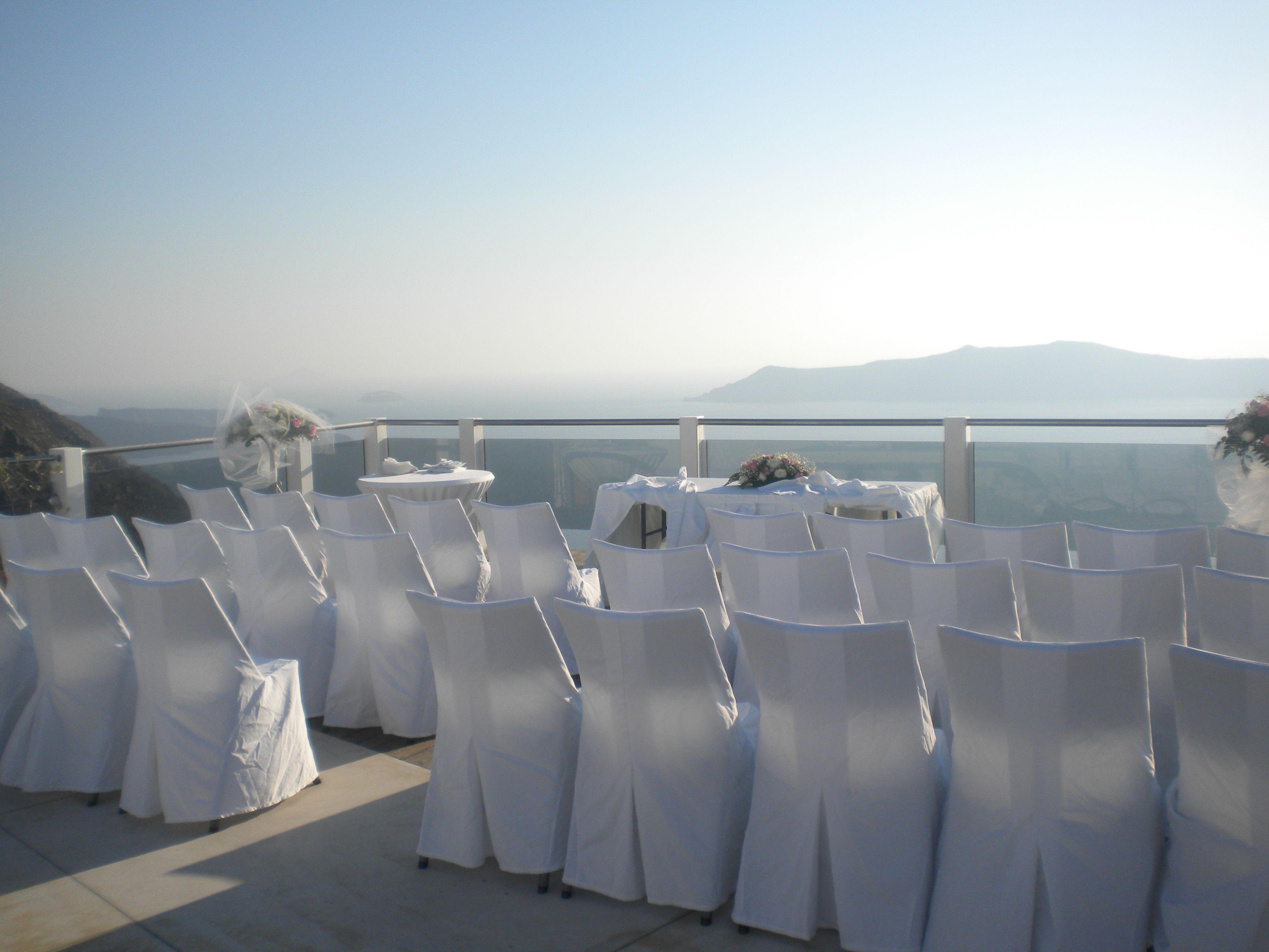 wedding in santorini/greece