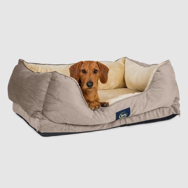 Serta Cuddler Dog Bed Buy It Now Http Amzn To 2b1uf4z Dog Bed Buy Orthopedic Dog Bed Pet Bed