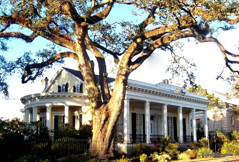 Garden District - New Orleans, Louisiana