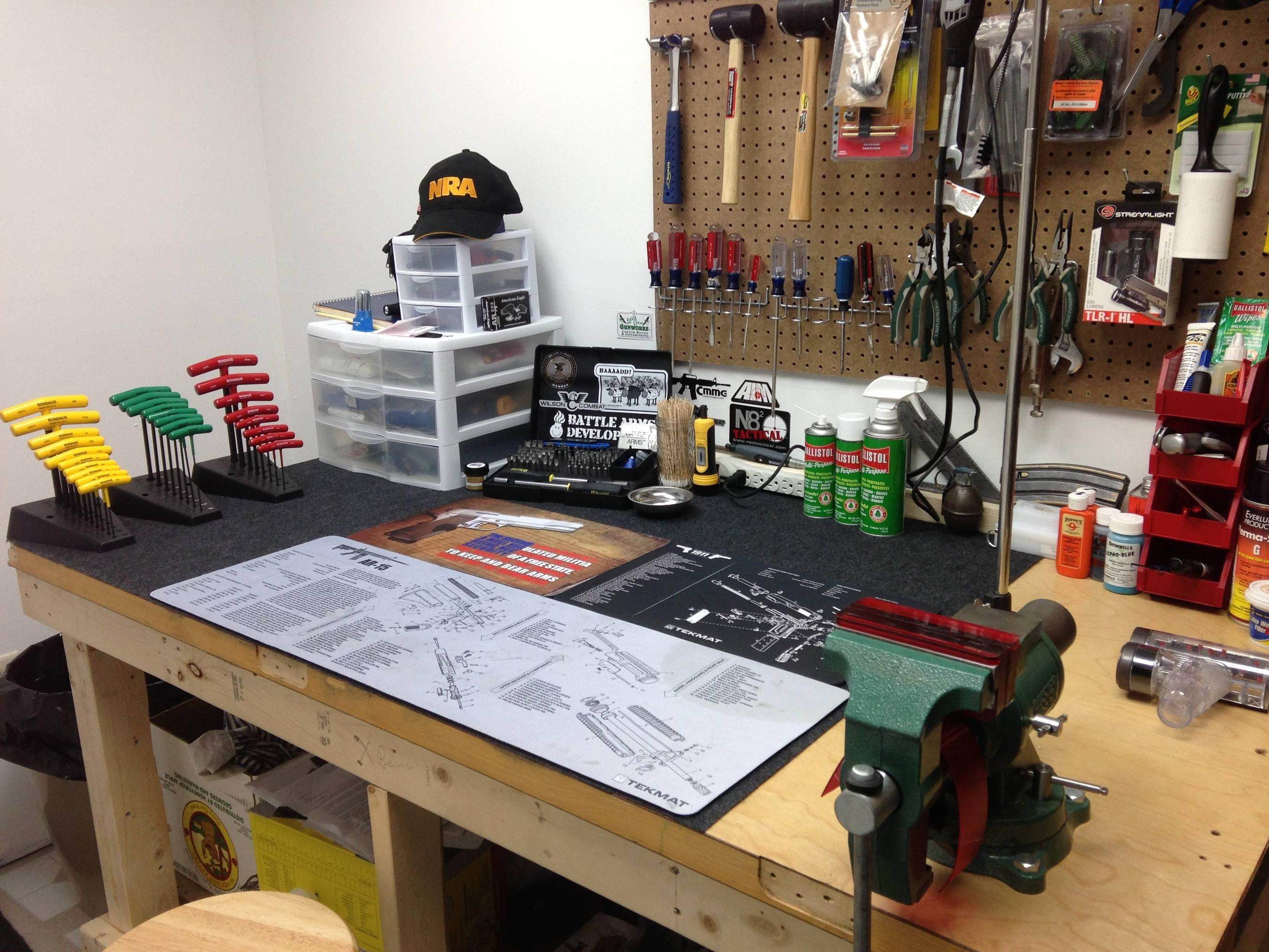 Post Your Gunsmith Shop Pictures And Video Tours Ar15