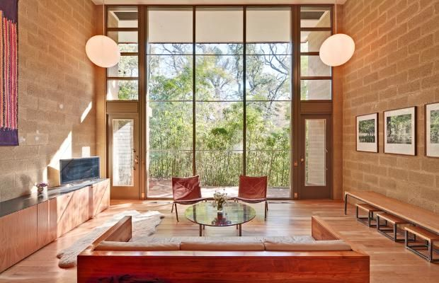 Austin modern and contemporary homes