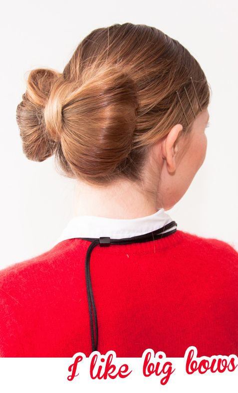 Hairstyle Awesomely Interesting Facts Images Videos Bow Hairstyle Hair Styles Hair Designs