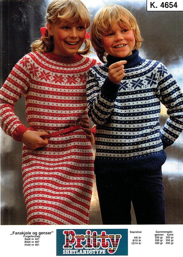 3aa83d62 Fana med rundfelling, gratis oppskrift | knitting | Genser ...