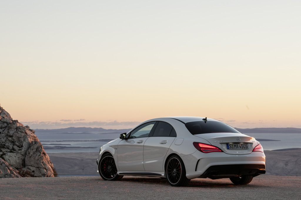 Mercedes Benz Cla Class Cla45 Amg Wallpaper With Images Cla 45