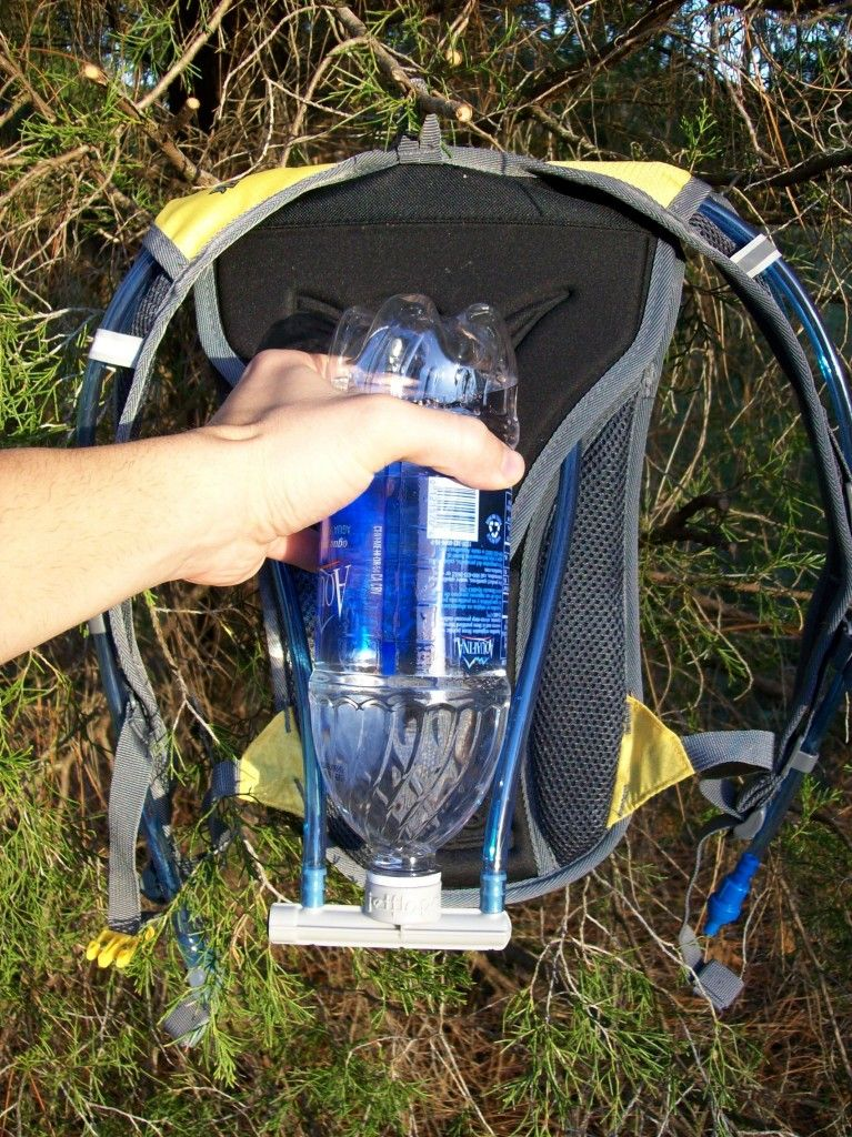 Hydration System Primitive Camping