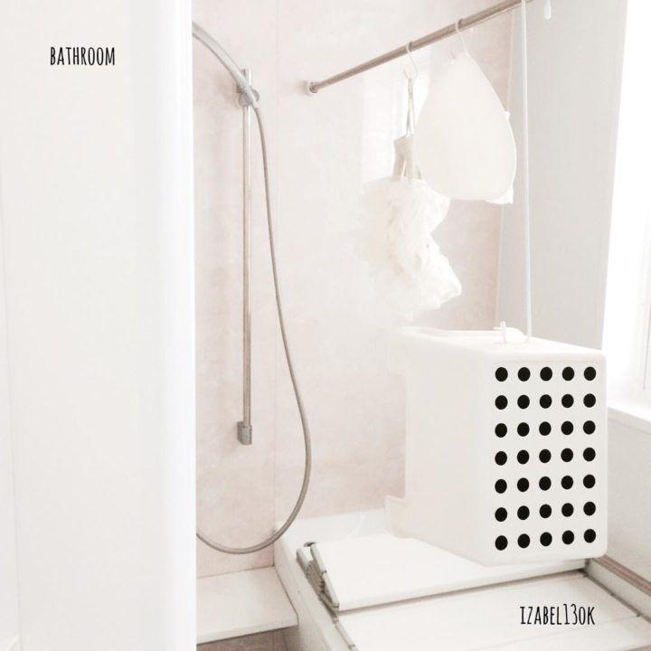 お風呂場をすっきり収納 アイテム別おしゃれな収納アイデア50選