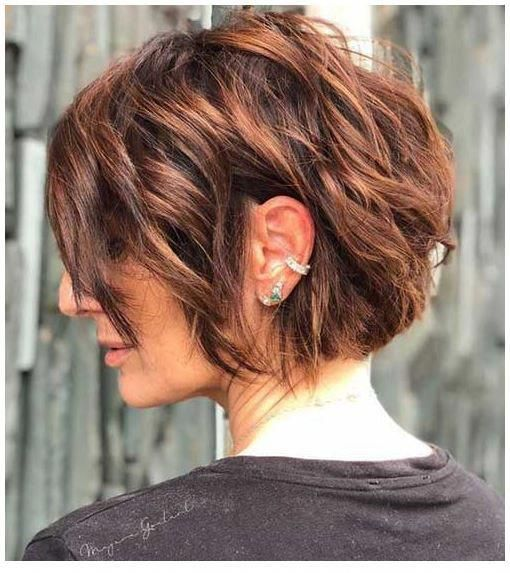 Photo of 20 Latest Wavy Bob Hairstyles 2020 –  #bob #hairstyles #latest #newhair #pixie