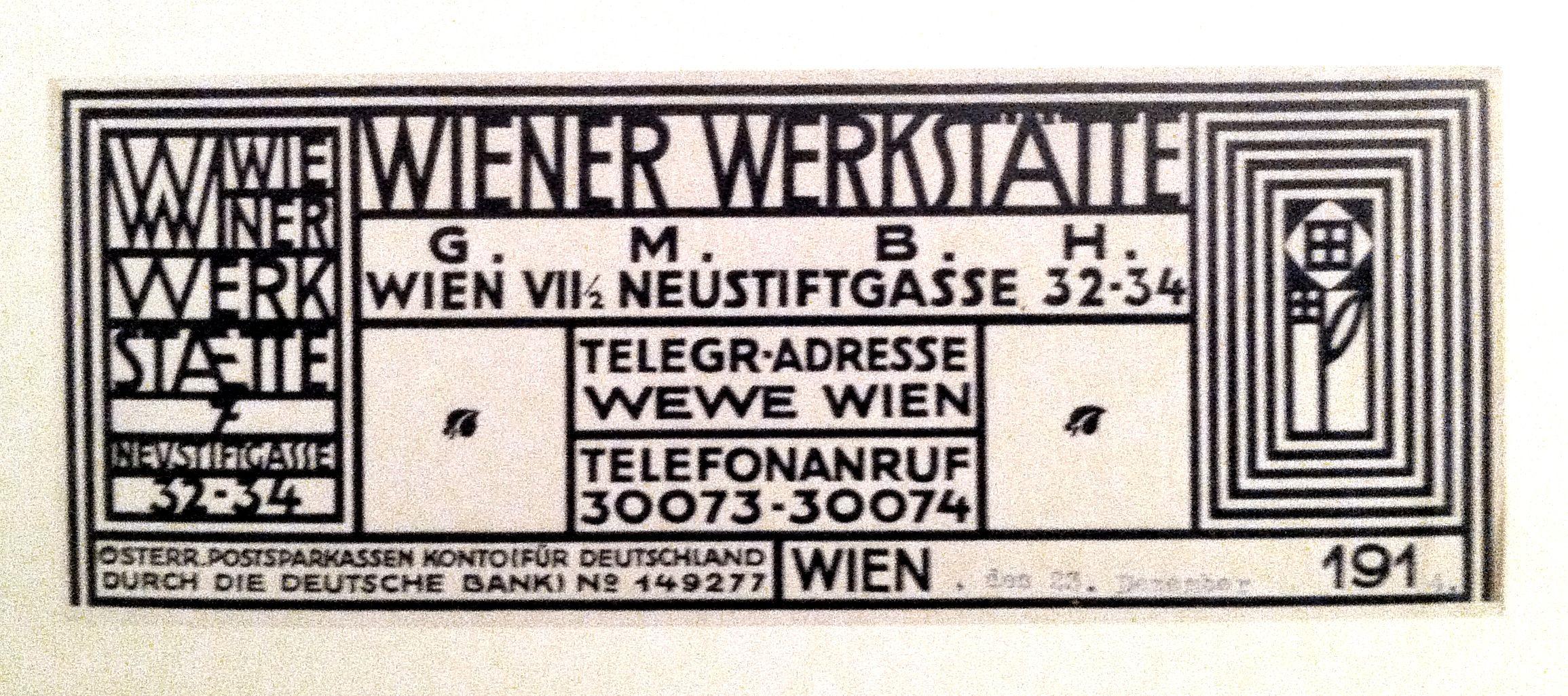 Wiener Werkstätter, Kolo Moser