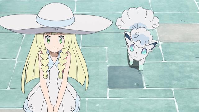 Pokémon A Série Sol & Lua Episódio 014 Conhecendonos