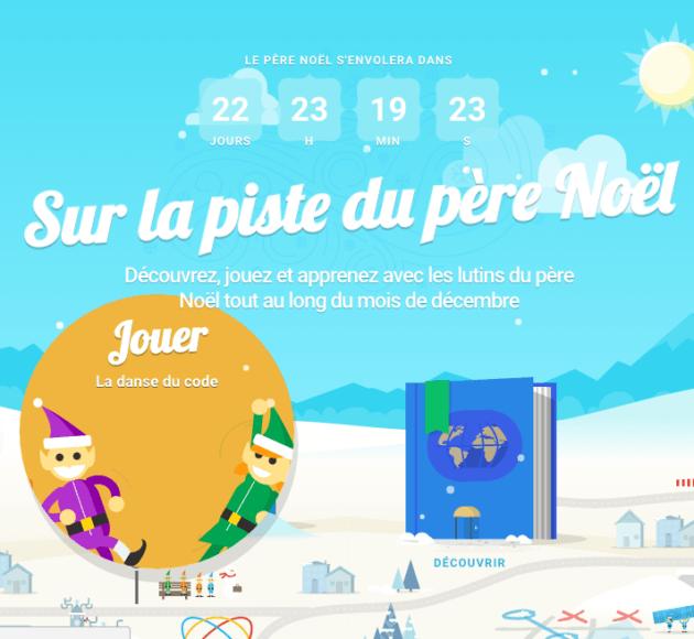 Google Santa Tracker s'inspire de Pokémon GO avec La quête des cadeaux - http://www.frandroid.com/android/applications/jeux-android-applications/394452_google-santa-tracker-sinspire-de-pokemon-go-avec-la-quete-des-cadeaux  #Android, #ApplicationsAndroid, #Jeux