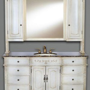 James Martin 72 Marble Top Double Bathroom Vanity W Hutch 206 Throughout Size 946 X 1000 Cabinets A Good Looking Ma