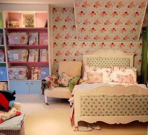 Cath kidston bedroom domki pinterest cath kidston for Cath kidston style bedroom ideas