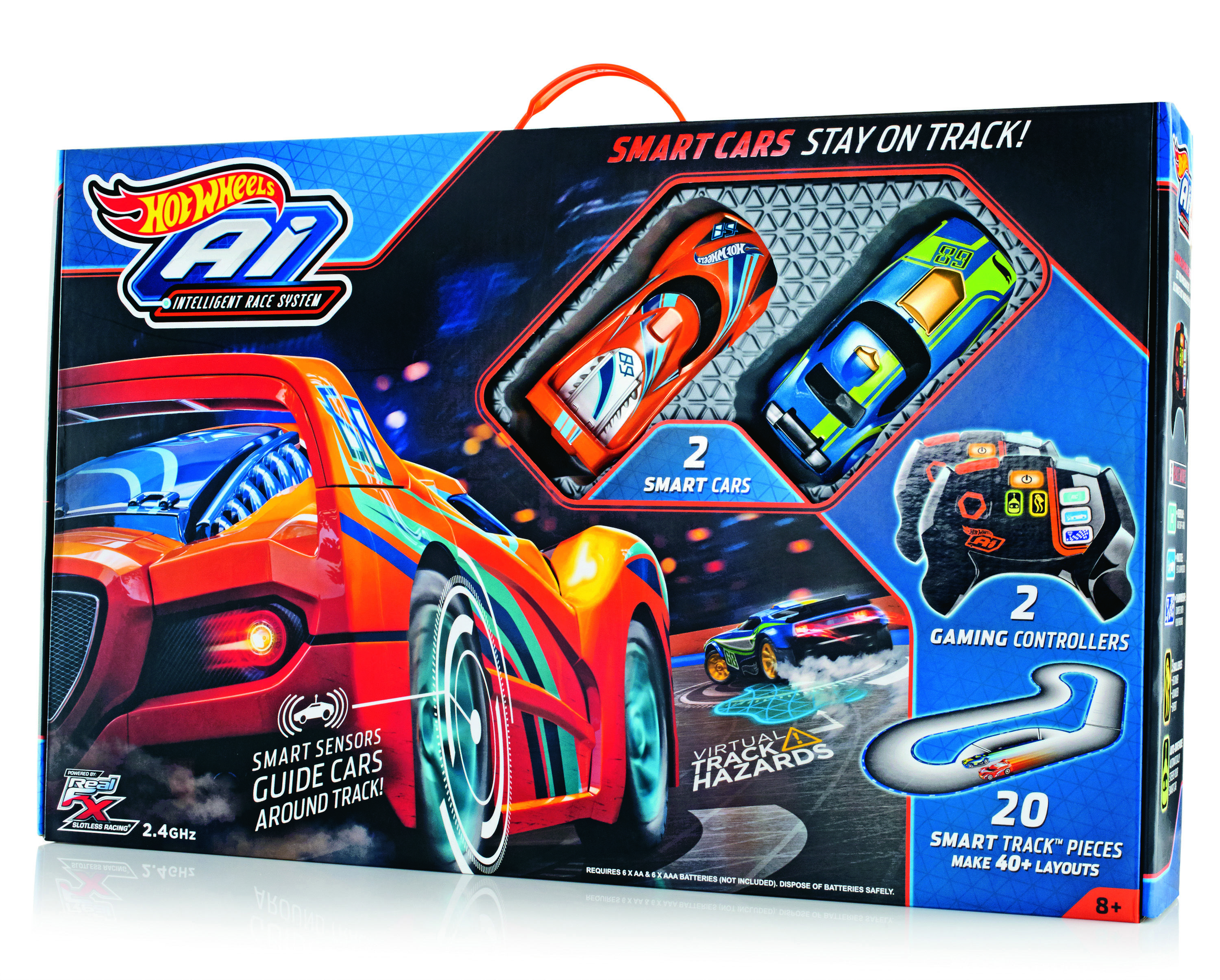 Racing fans ready to put your skills to the test with Hot Wheels